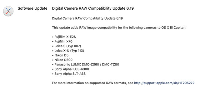 Apple-Digital-Camera-Raw-Update-6-19
