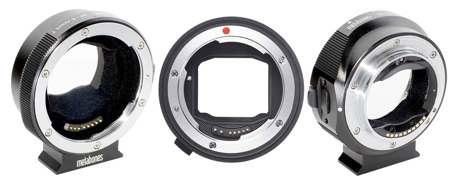 Canon EF Lens to Sony E-Mount Camera Adapters