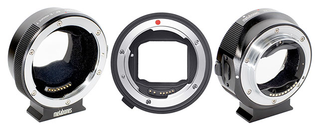 Canon EF Lens to Sony E-Mount Camera Adapter Guide