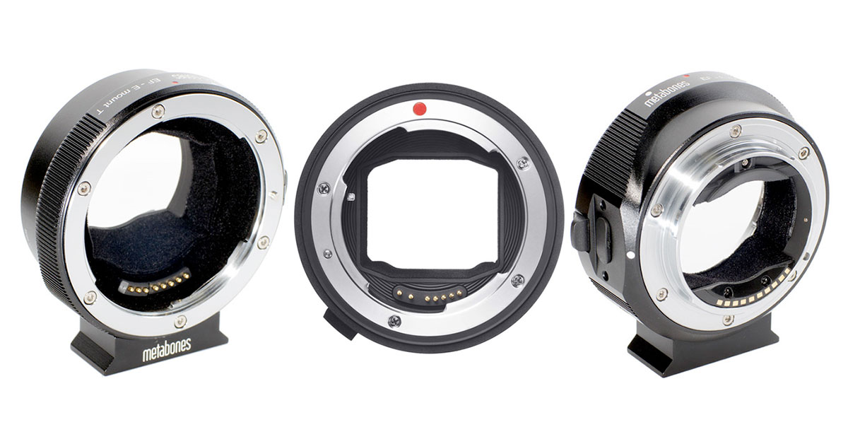 Canon EF Lens Adapter Guide for Sony E-Mount Cameras