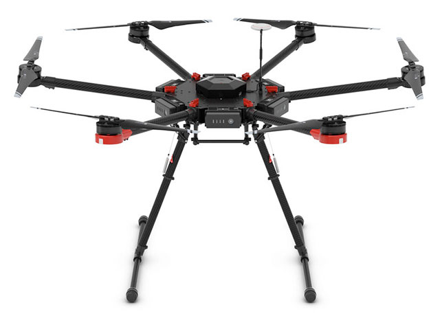 DJI-Matrice-600-Hexacopter