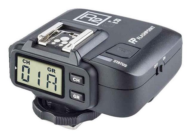 Flashpoint-R2-TTL-2-4G-Wireless-Receiver-Sony