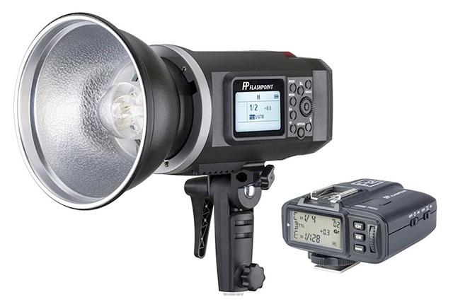 Flashpoint-XPLOR-600-HSS-Manual-Flash-Sony