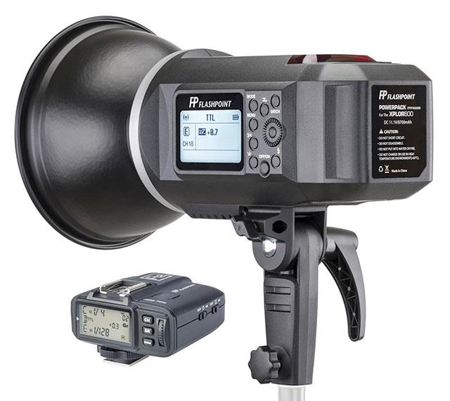 Flashpoint-XPLOR-600-HSS-TTL-Flash-R2-Transmitter-Sony