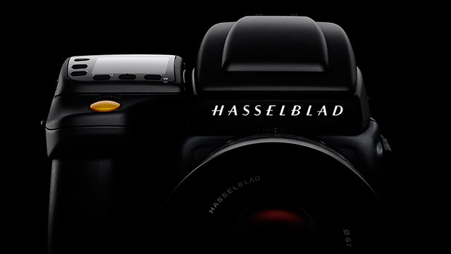 Hasselblad Announces H6D 100c with 100MP Sony Sensor