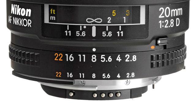 Nikkor-D-lenses