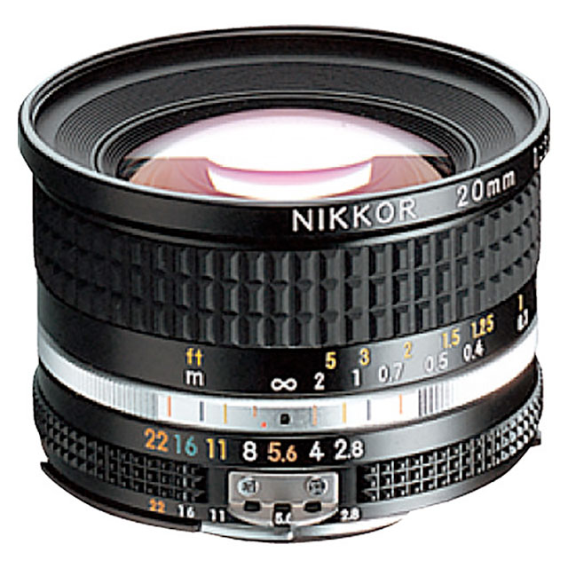 Nikkor-Manual-Focus-Lenses