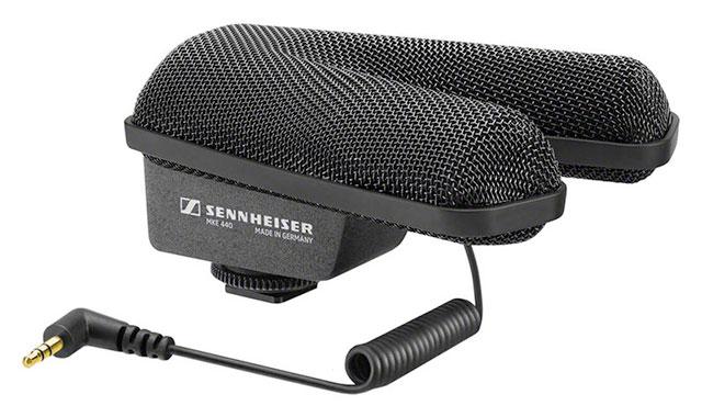 Sennheiser-MKE-440-Compact-Shogun-Mic