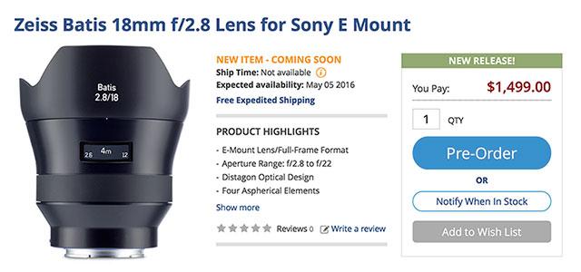 Zeiss-Batis-18mm-F2-8-pre-order