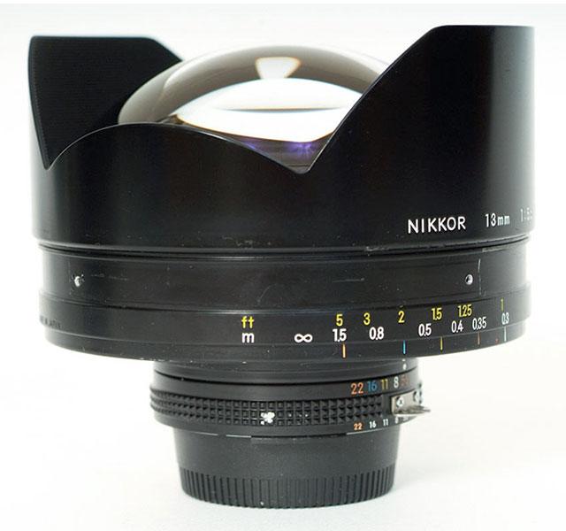 Nikkor-13mm-5-6