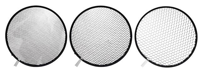 Hensel-9-inch-Honeycomb-Grid-Set