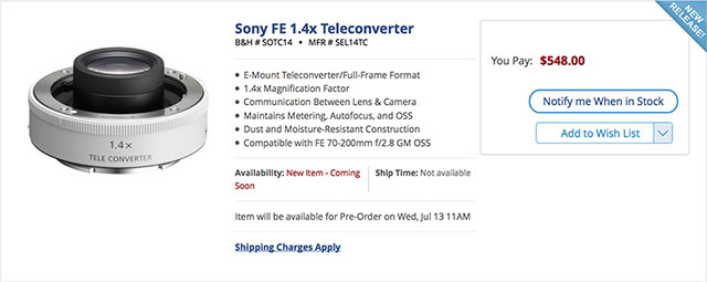 Sony-FE-1-4X-teleconverter-order