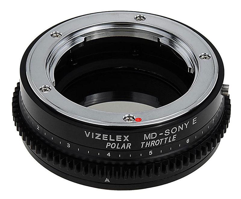Fotodiox Minolta MD to Sony E-Mount Vizelex ND Throttle Adapter.jpg