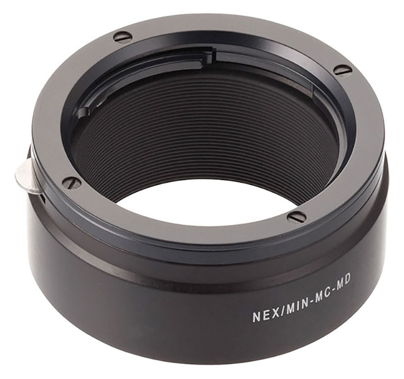 Novoflex Minolta MD-MC Sony E-Mount Adapter