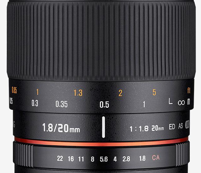 Rokinon-20mm-F1-8-lens-2