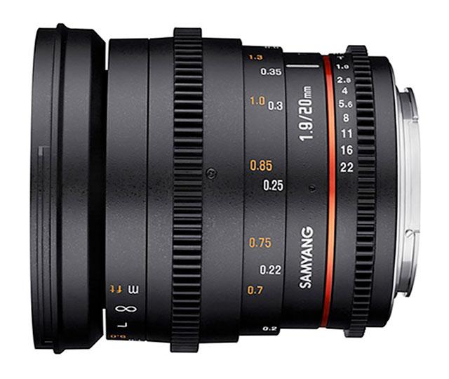 Samyang-20mm-T1-9-Cine-lens