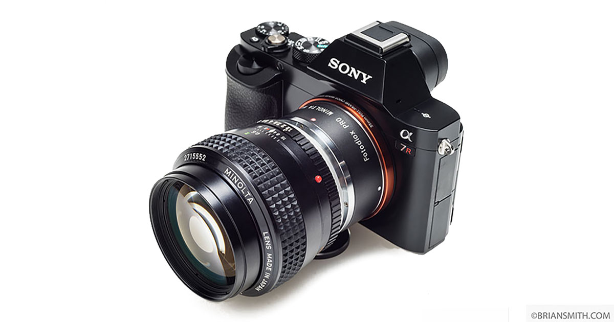 best manual focus lenses for sony a7