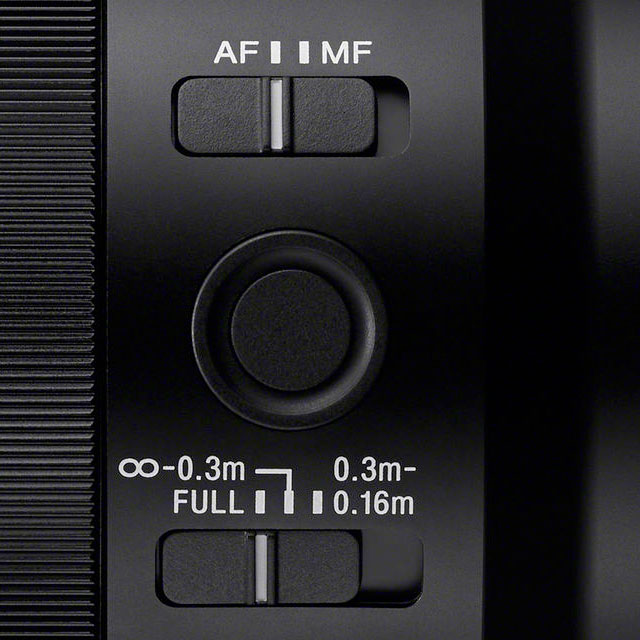 Sony-FE-50-Macro-Focus-Limiter
