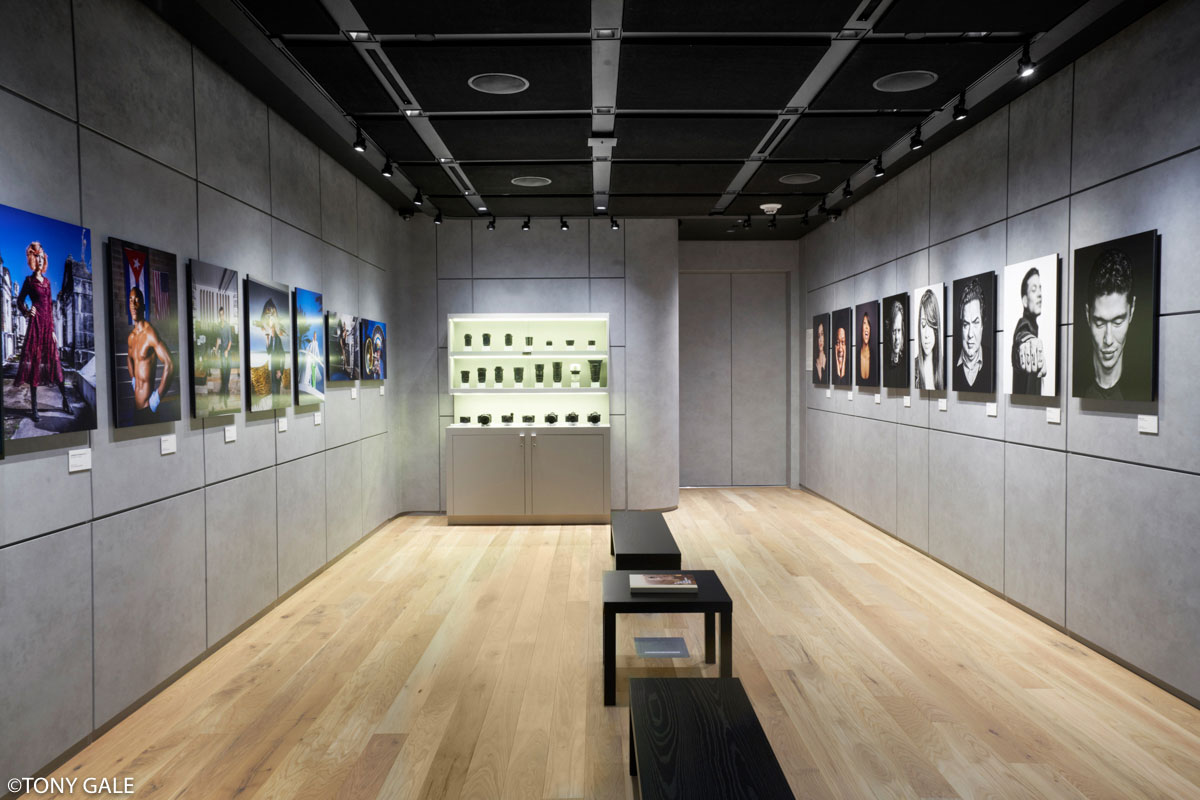 Sony Square NYC Presents Brian Smith 'Heads & Tales'