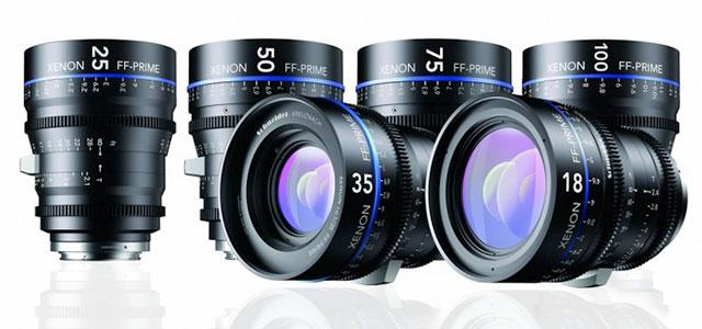 Schneider-Xenon-FF-CIne-Lenses