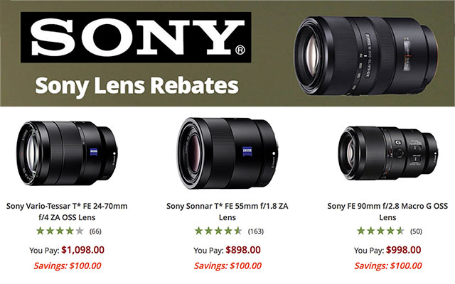 Sony-Lens-Rebates-Fall-2016