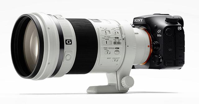 Sony-a99II-300mm-F2-8