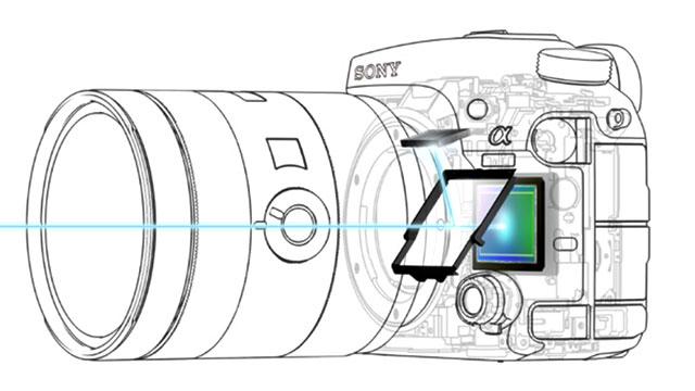 Sony-a99II-AF-Cutaway