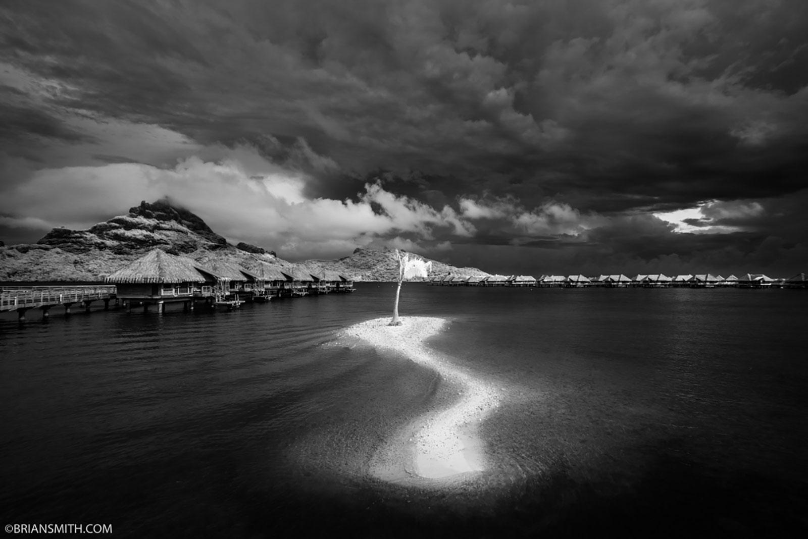 Bora Bora Infrared