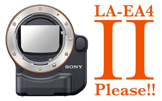 Sony-LA-EA4-II