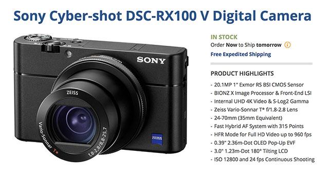 Sony-RX100V-BHPhoto