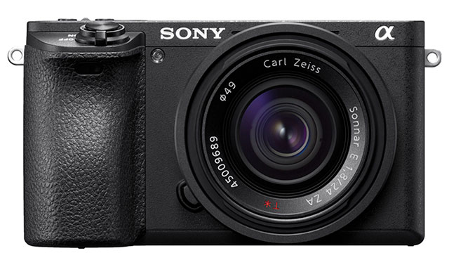 Sony Announces A6500 11 FPS With 5 Axis IBIS Touchscreen Focus