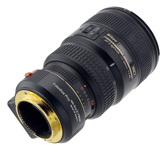 Fotodiox-Fusion-Smart-AF-Nikon-G-Sony-E-lens
