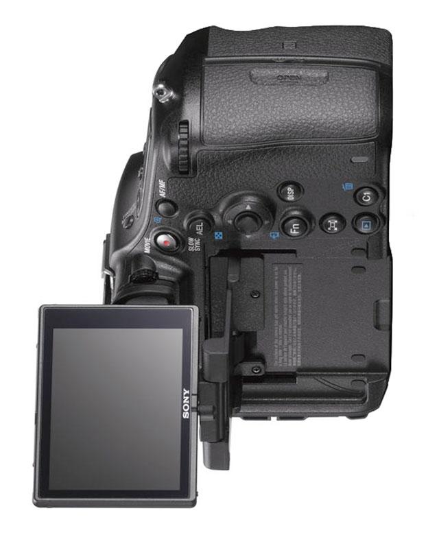 Sony-4-Way-Tilt-Screen