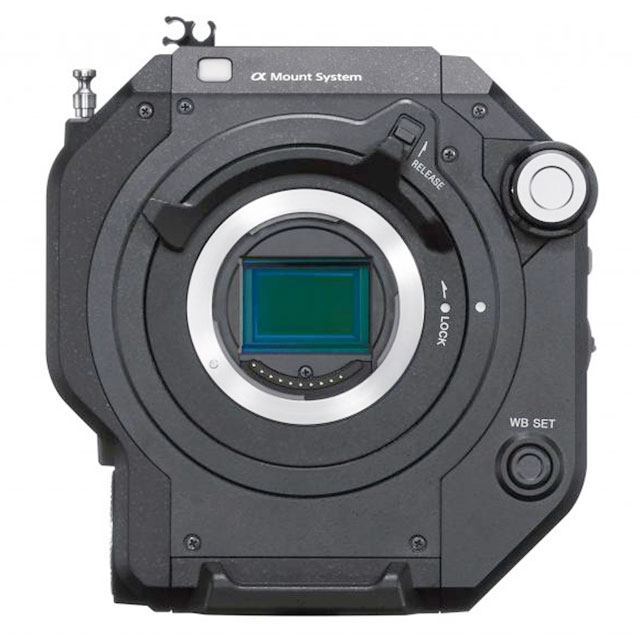 Sony-FS7-II-Locking-E-Mount
