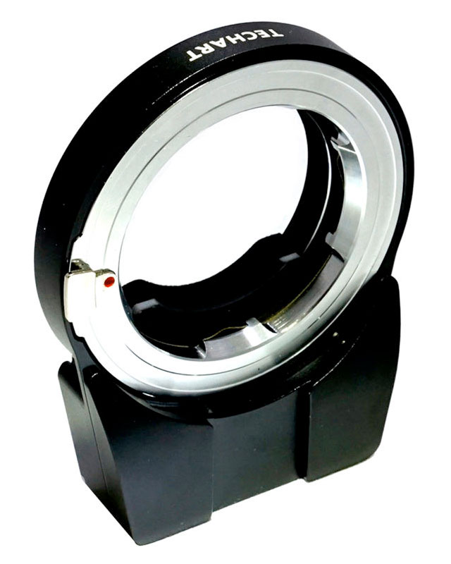 Techart-Pro-Leica-M-Sony-E-Autofocus-Adapter
