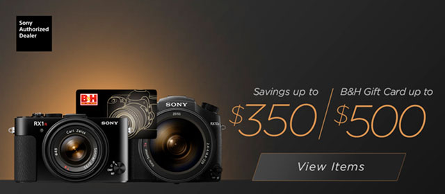 bh-photo-sony-holiday-deals-2016