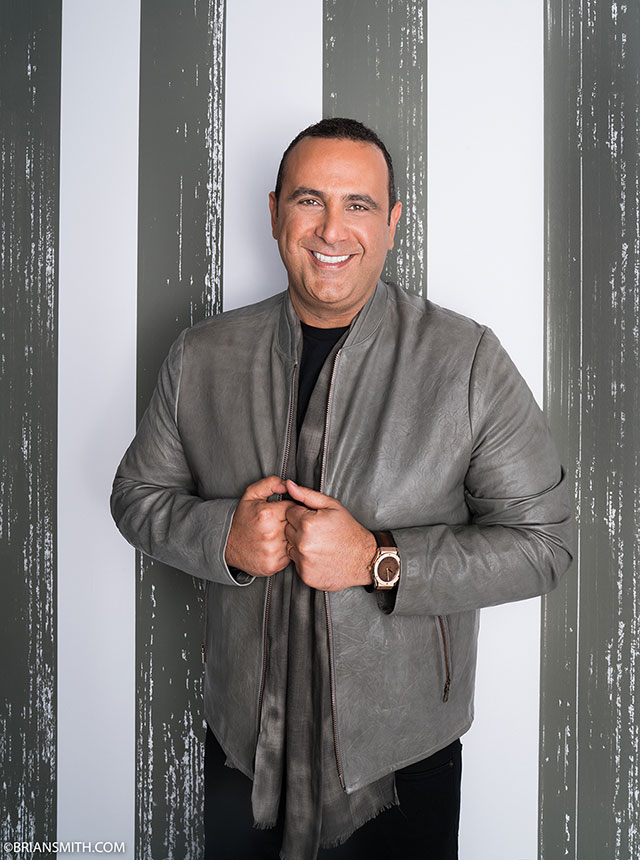 Sam Nazarian at SLS Miami