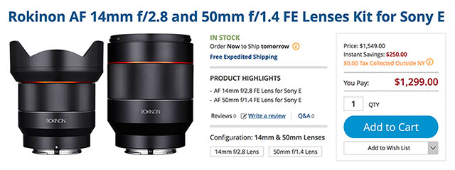 rokinon-14mm-50mm-fe-lens-kit