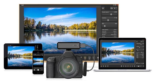 CamFi Announces Wireless Camera Controller for Sony Cameras