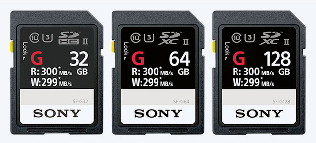 sony-sf-g-uhs-ii-sd-memory-cards