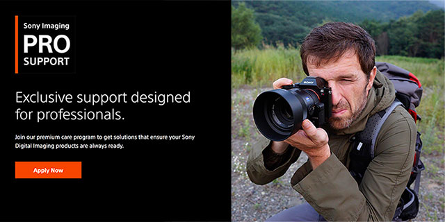 sony-pro-support-usa