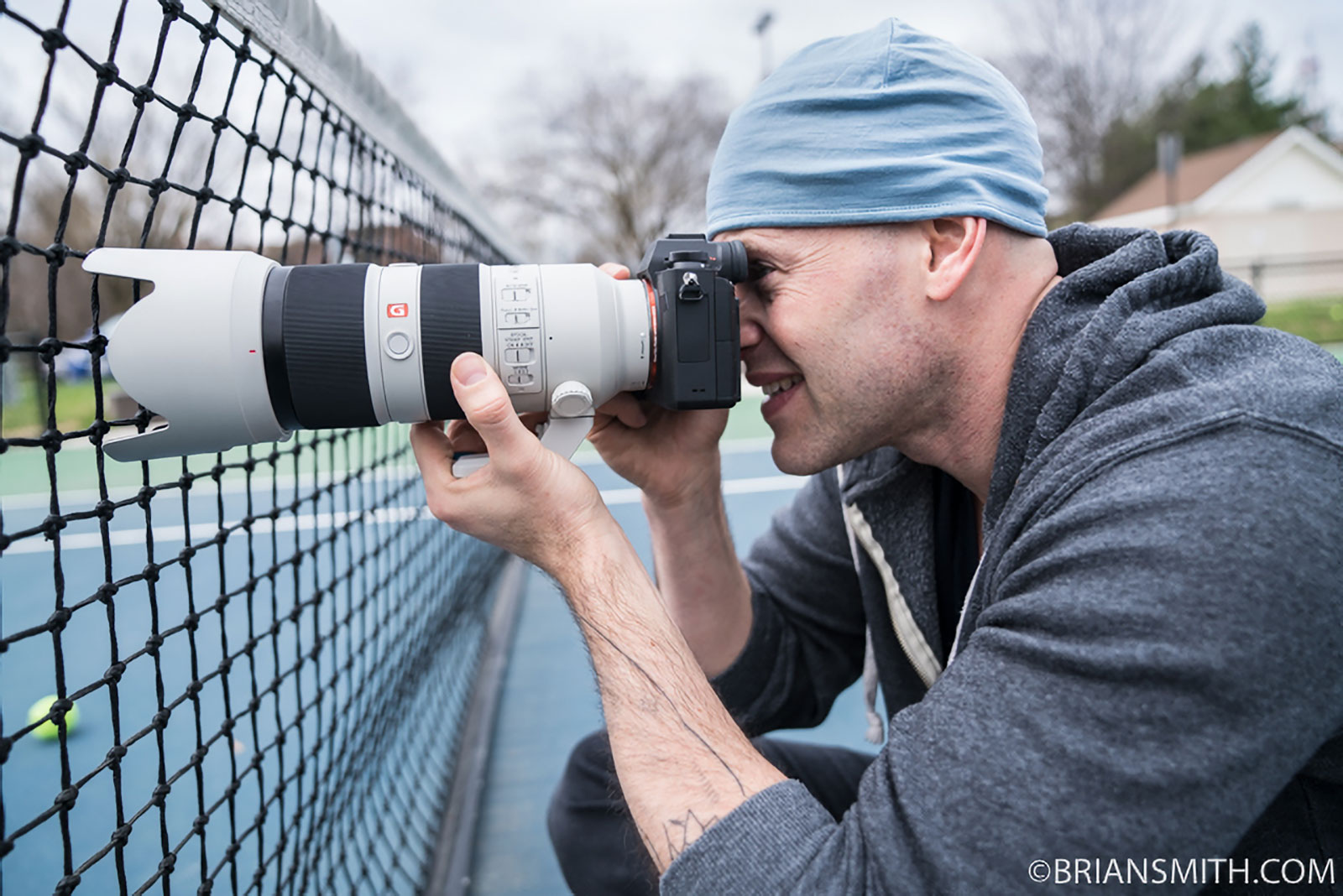 Sony Artisan Ben Lowy puts Sony a9 and FE 70-200 F2.8 GM OSS to the test