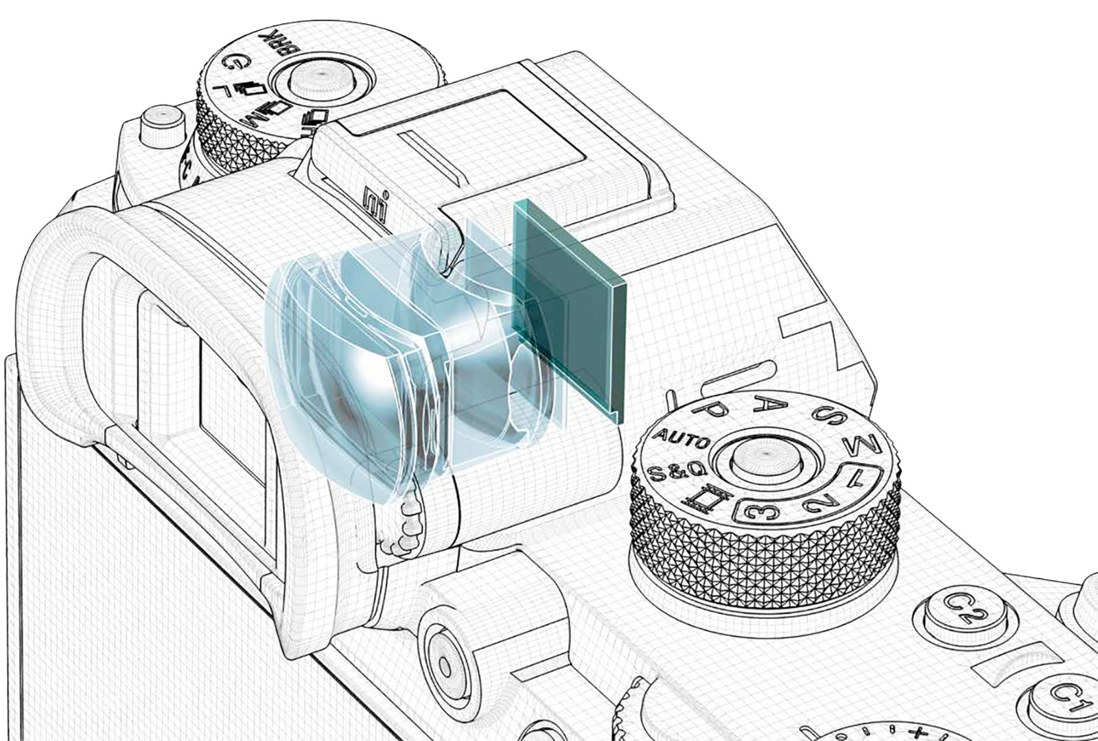 Sony-a9-Quad-VGA-OLED-Finder