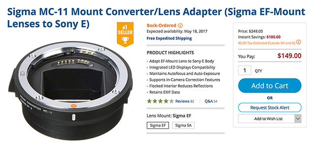 sigma-mc-11er-mount-converter-deal
