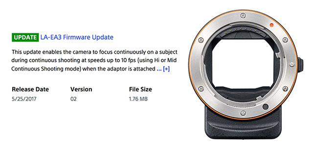 sony-la-ea3-firware-update