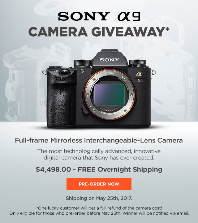 sony-a9-adorama-giveaway
