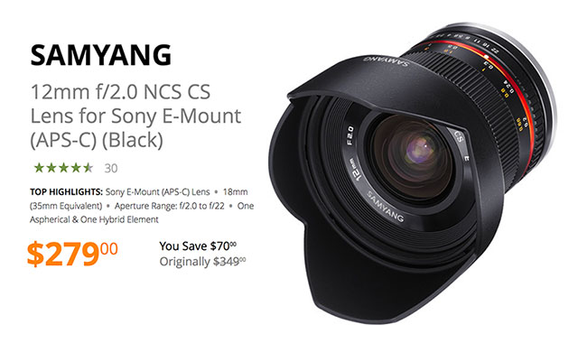 samyang-12mm-e-mount-lens-deal