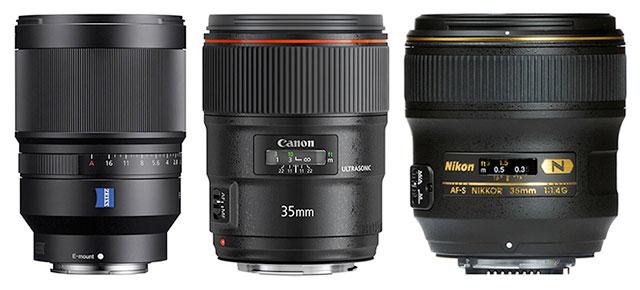 35mm-f1-4-lenses