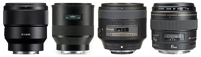 85mm-f1-8-lenses