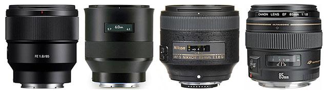 85mm-f1-8-lenses
